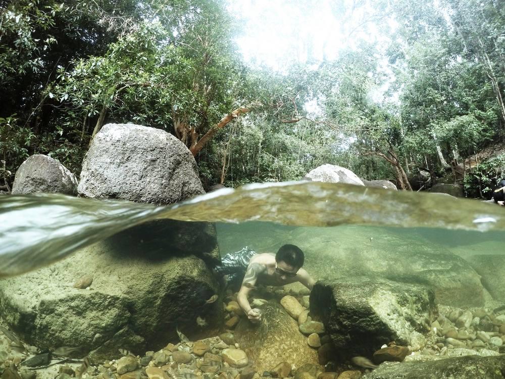 6 Air Terjun Yang Mempesona Di Pulau Belitung Belitunginfo