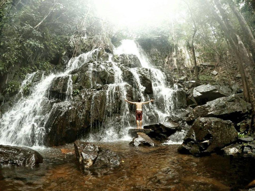 air terjun di belitung