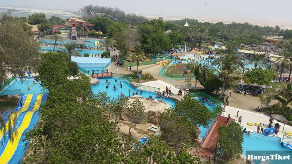 [CoC Regional: Lokasi Wisata] Dream Land Waterpark Ajibarang, Rame...