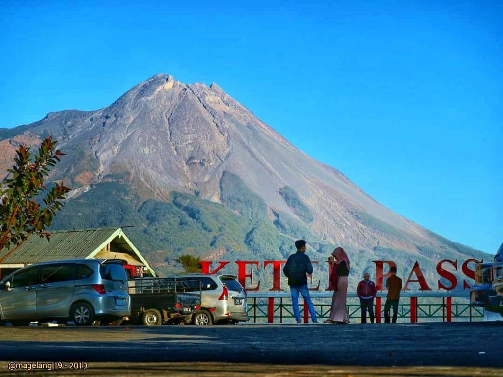 Review Lokasi Dan Tiket Masuk Ketep Pass Magelang Pariwisataku