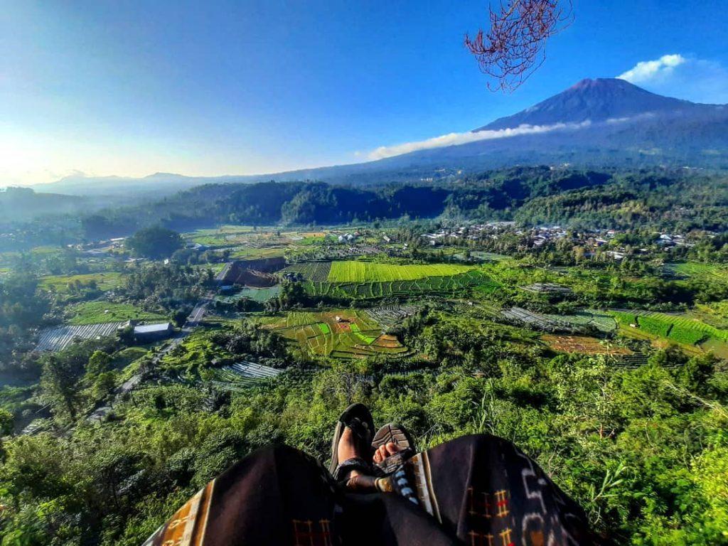 Bukit Kukusan Objek Wisata Menarik Instagramable Pariwisataku